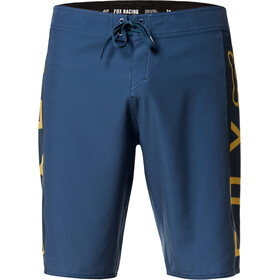 "Fox Tracks 21"" Stretch Boardshorts Heren, light indigo"